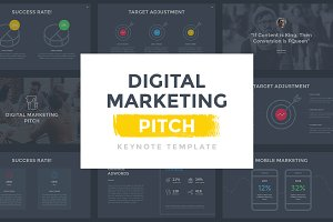 Digital Pitch - Marketer Keynote