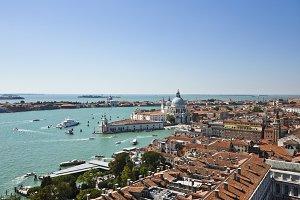 Venice Panoramic View