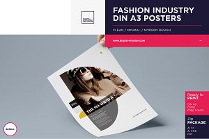 Fashion Industry Posters