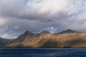Coastline of the Faroe Islands