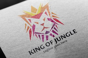 King of Jungle Logo