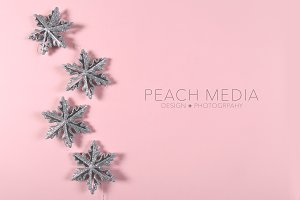 Styled Stock Photo | Snow Flakes # 2