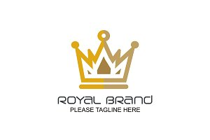 Royal Brand Crown