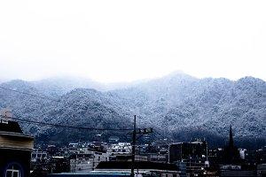 Urban Mountain Snow