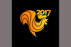 symbol of new year 2017
