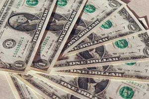 Dollar (USD) notes, United States (USA)