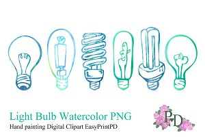 Light Bulb Vector PNG, EPS, SVG