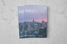 Multipurpose Indesign Magazine 01