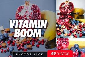 Vitamin boom /49 pics