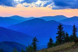 Carpathian Mountain (Ukraine)