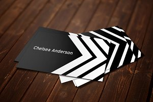 Chelsea Business Card Template