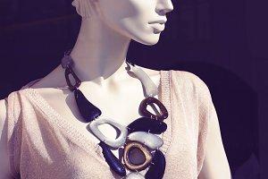 Luxury mannequin