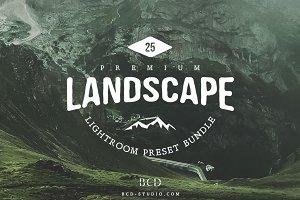 Landscape LR Preset Bundle