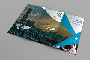 Trifold Business Brochure-V630