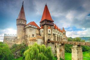 Corvin castle,Romania