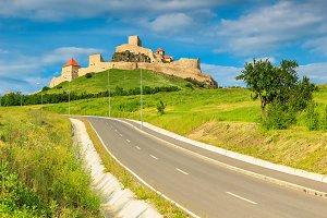 Rupea fortress,Romania