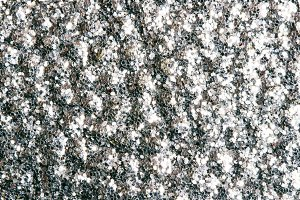 Silver glitter texture  background. Abstract.