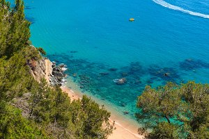 Coasta Brava, Catalonia, Spain