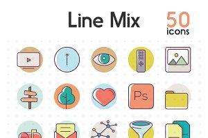 Line Mix