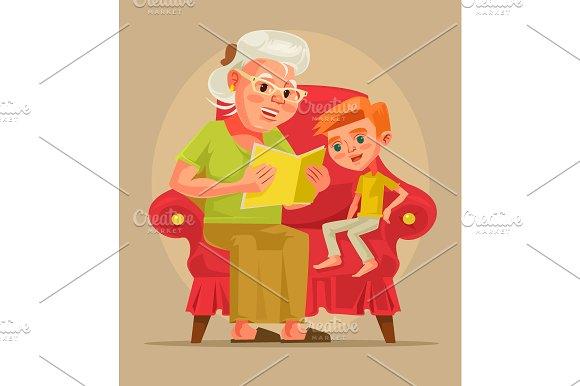 Grandmother character