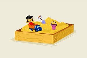 Sandbox image