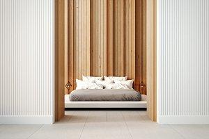Loft and Bedroom design