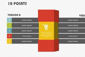 Creative List Pack 2 PowerPoint