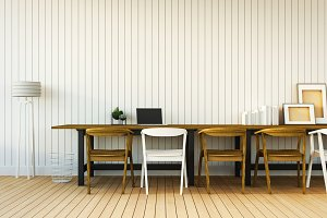 Working and Dining set Modern
