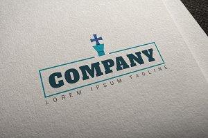 Cross Logo Responsive