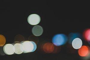 Night Car Bokehs