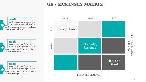 Ge mckinsey matrix powerpoint presentation templates ge mckinsey matrix powerpoint presentation templates creative market pronofoot35fo Gallery