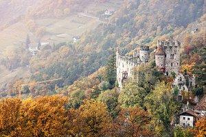 Old castle Brunnenburg