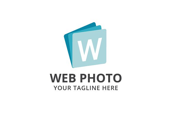 Web Photo Logo Template