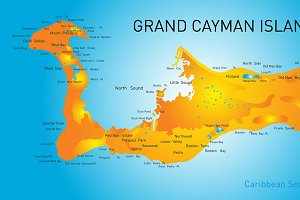 Grand Cayman islands