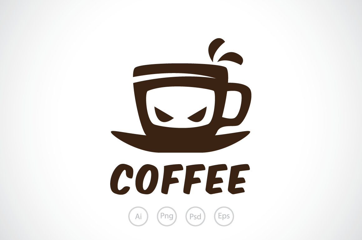 coffee cup logo template - photo #13