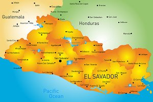 El Salvador country