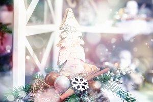 Pretty christmas decoration