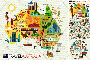 Australia Travel Collection