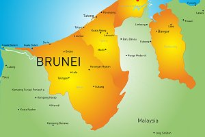 Brunei country