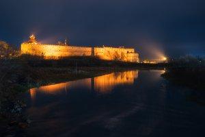 View Medzhybizh fortress web