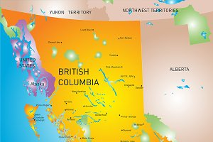 british columbia province