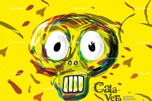 Calavera Illustration