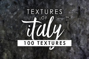 100 Textures of Italy