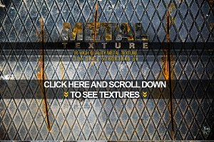 16 Ultimate Metal texture pack