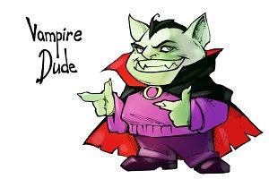 Vampire Dude