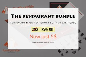 The restaurant bundle