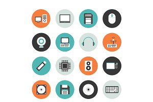 computer equipment icon
