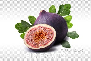 Fig fruits