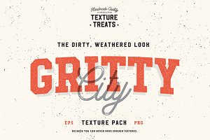 Gritty City - Texture Pack