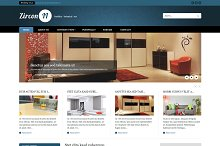 Zircon II by  in Web Themes